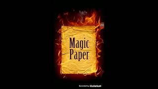 magic paper aplikasi sulap android