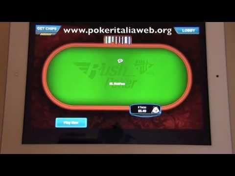 FullTilt Poker Rush Mobile Per IPhone E IPad: Video Recensione Di PokerItaliaWeb