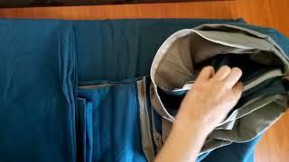 Постельное белье из сатина Erika - обзор постельного белья с двусторонним дизайном