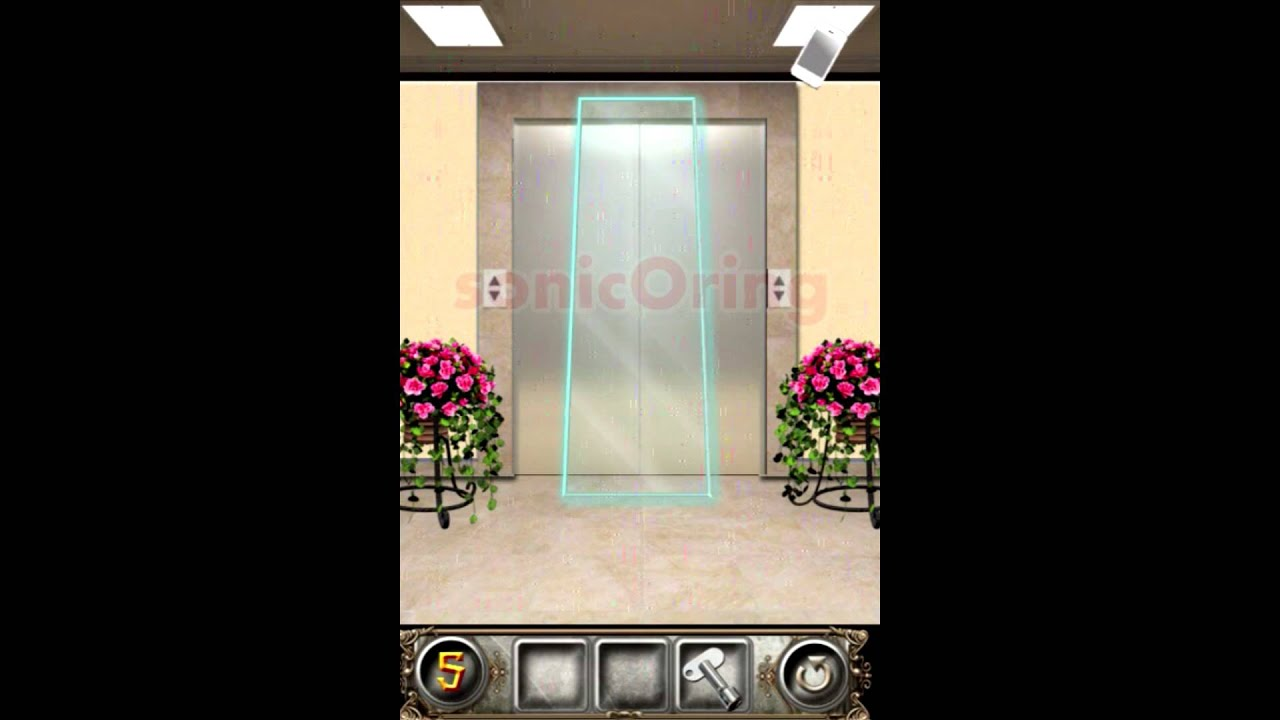 100 Doors Floors Escape Level 5 Walkthrough Youtube