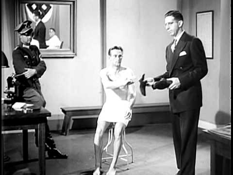 BODY SEARCH | Spy Training Film (Vintage)