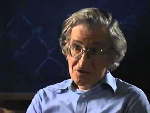 Noam Chomsky--Chomsky debates journalist Andrew Marr on whether the media serve power--1996