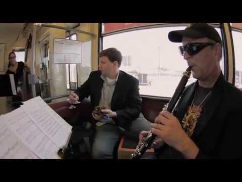 "San Diego Symphony ""Bach Gavotte"" - A Trolley Show (live performance)"