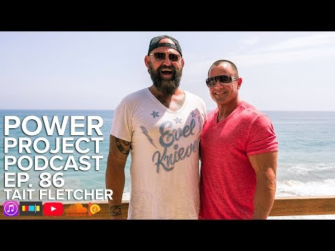 Mark Bell's Power Project EP. 86  Tait Fletcher
