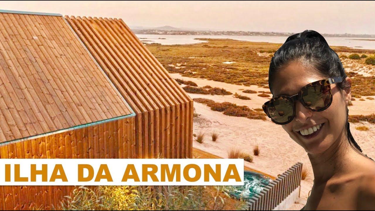 ILHA DA ARMONA ...  NUMA CABANA DE SONHO  | LIVING ARMONA