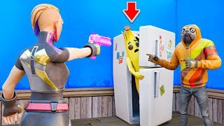 SNITCH or HIDE to Survive! (Fortnite Hide & Seek)