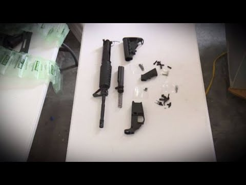 DIY Firearms - The Importance Of Serial Numbers
