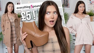 Trying £5 Clothing From Everything5Pounds.com...HOW!?
