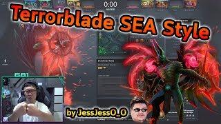 Dota 2 : TB Carry SEA DOTO Style by Coach JessJessO_O