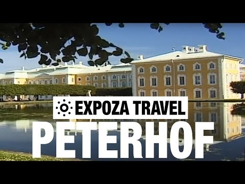 Peterhof Vacation Travel Video Guide