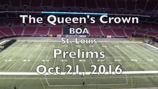 Lindbergh High School--The Queen's Crown--BOA--St. Louis Prelims--Oct 21, 2016