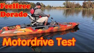 On Water Demo: Feelfree Dorado With Motordrive