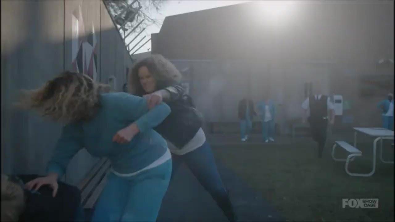 Download Lou slapped Marie !! season 9 episode 7 - wentworth