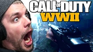 Call of Duty: WW2 - TRAILER, MULTIPLAYER ET ZOMBIES !!