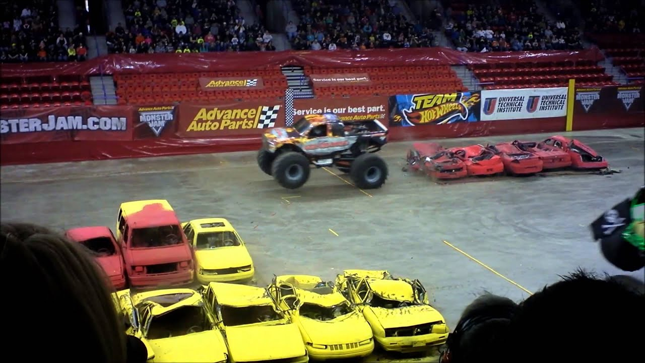monster truck rally youtube. Black Bedroom Furniture Sets. Home Design Ideas