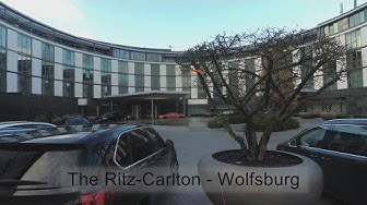 4k -  Ritz-Carlton Wolfsburg - 5-Star Hotel