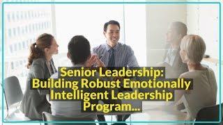 WORKSHOP V - FLYERS | PAVAN BAKSHI : Robust Emotional Intelligent Leadership
