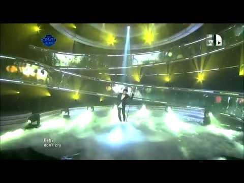 Baby Don't Cry - DaeSung (BIGBANG) (M!COUNTDOWN LIVE HD)