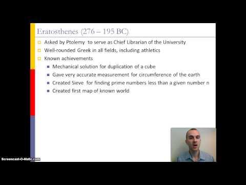 Ch. 6- Greek Mathematics After Euclid Part 1