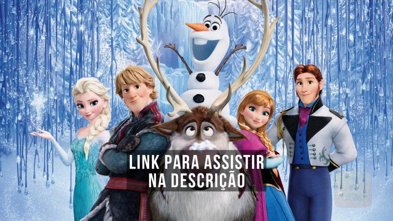 o filme frozen uma aventura congelante legendado