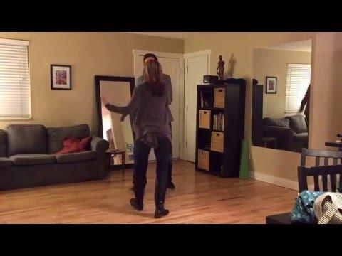 Boulder Swing Dance Level 1: I love Lindy Hop combination