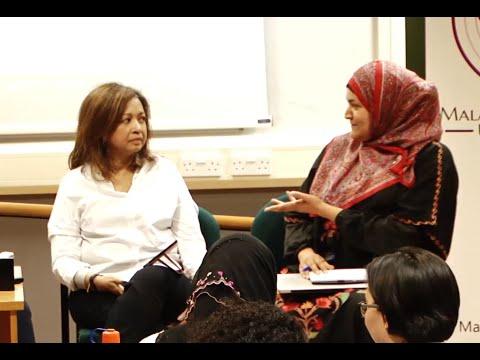 Debate: Feminism & Islam, Compatible or Conflicting? Marina Mahathir vs Zara Faris