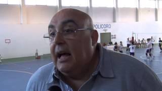 02-07-2014: tdrvolley2014, Intervista a Guido Pasciari tecnico della Campania femminile