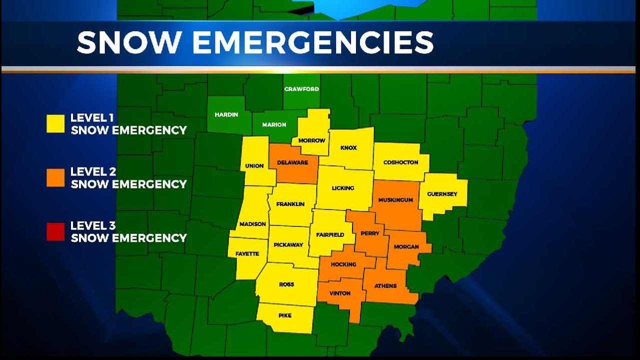 School Closings & Delays Amid Wintry Weather Forecast