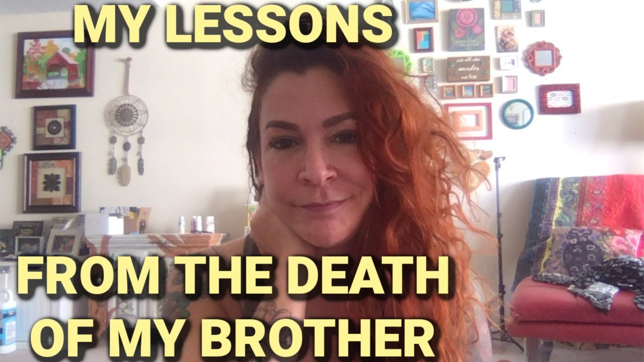 VIDEO: How Grief Changed My Life In A Good Way