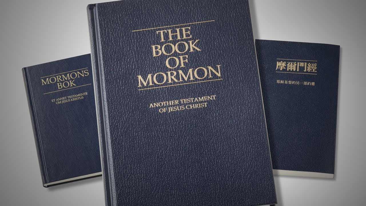 colbert report book of mormon