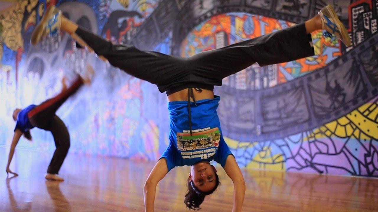 Brazilian Martial Arts Dance - Capoeira Video(s) - Raja