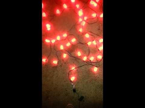 Led Lights G35 String Set : Color-Morphing Solar String Lights Solutions Doovi