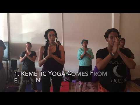 What Is Kemetic Yoga - Kemetic Yoga