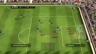 FIFA Soccer™ 09 Manchester United FC vs Chelsea FC