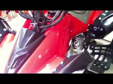 ATV 110 cc. ตัวลุย แต่งแล้ว ราคา 30,000 บาท
