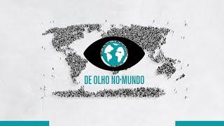De Olho no Mundo! Mensagens da Família Fonseca e da Miss. Marilane
