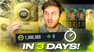 How to Make 1 MiĮlion Coins in 3 Days of FIFA 22