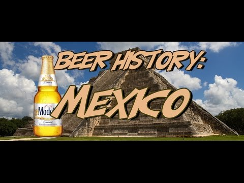 wine article Beer History Mexico