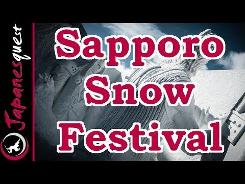 Japan's Greatest Snow Event? Sapporo Snow Festival!   Japan Travel Guide