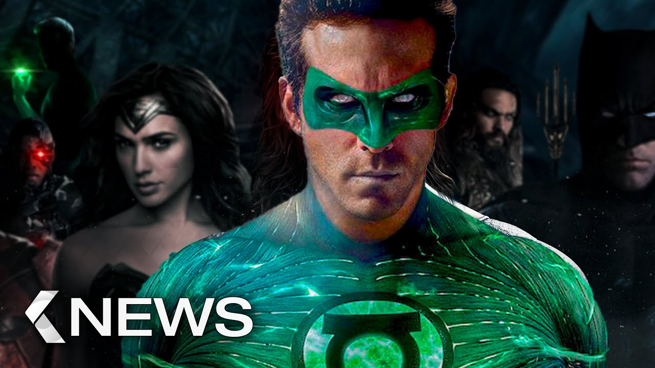 Green Lantern Returns?, Sauron in the Lord of the Rings Series, Avatar 2... KinoCheck News