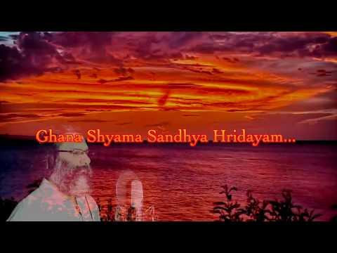 Ghana Shyama Sandhya Hridayam