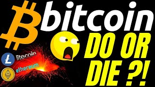 WARNING BITCOIN LITECOIN ETHEREUM and DOW UPDATE crypto price prediction, analysis, news, trading