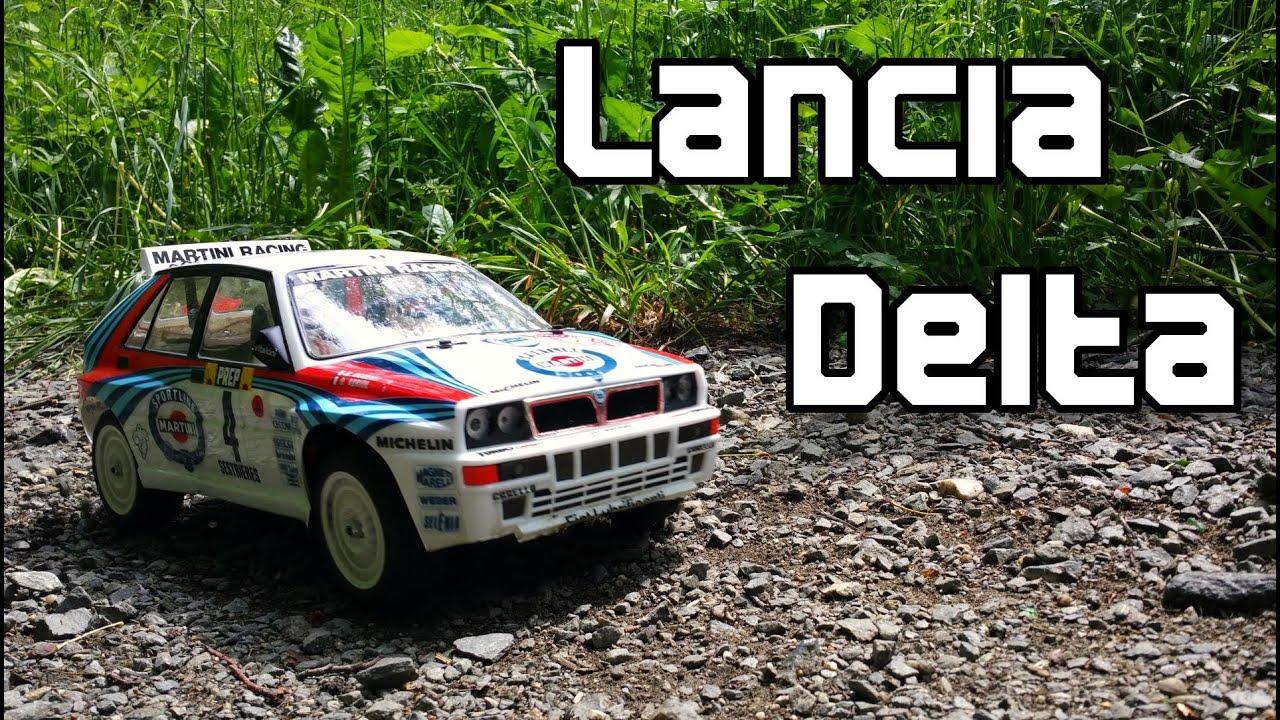 RC-Films: Tamiya XV-01 Lancia Delta Integrale - The Legend