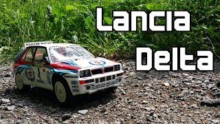 RC-Films: Tamiya XV-01 Lancia Delta Integrale - The Legend