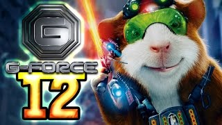 G-Force Walkthrough Part 12 (PS3, X360, PC, Wii, PSP, PS2) Movie Game [HD]