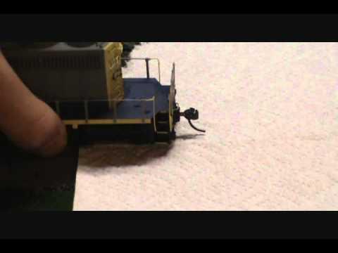 How to clean model train wheels
