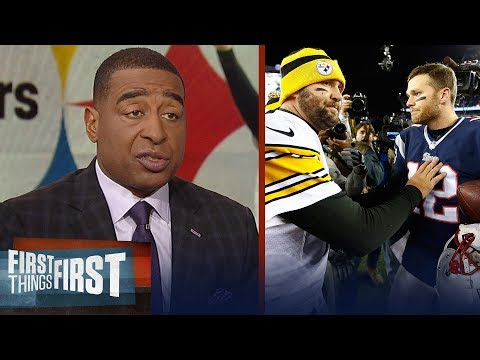 Cris Carter's keys to Week 15 must-win Steelers vs. Patriots game   NFL   FIRST THINGS FIRST