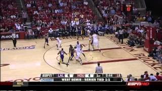 Kobe Bryant Full Series Highlights vs Houston Rockets 2009 NBA Playoffs