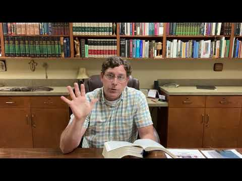 Video Message from Pastor Rit: 6/10