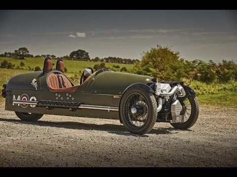 Morgan 3 Wheeler 2015: Video Review